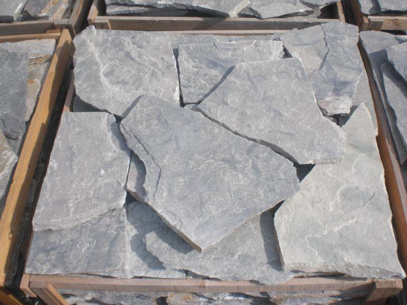 Cuarcita gris cristal