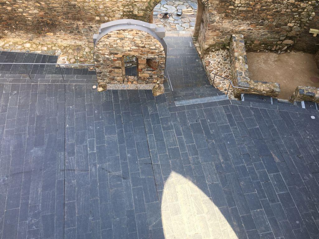 Pizarra Xemil castillo