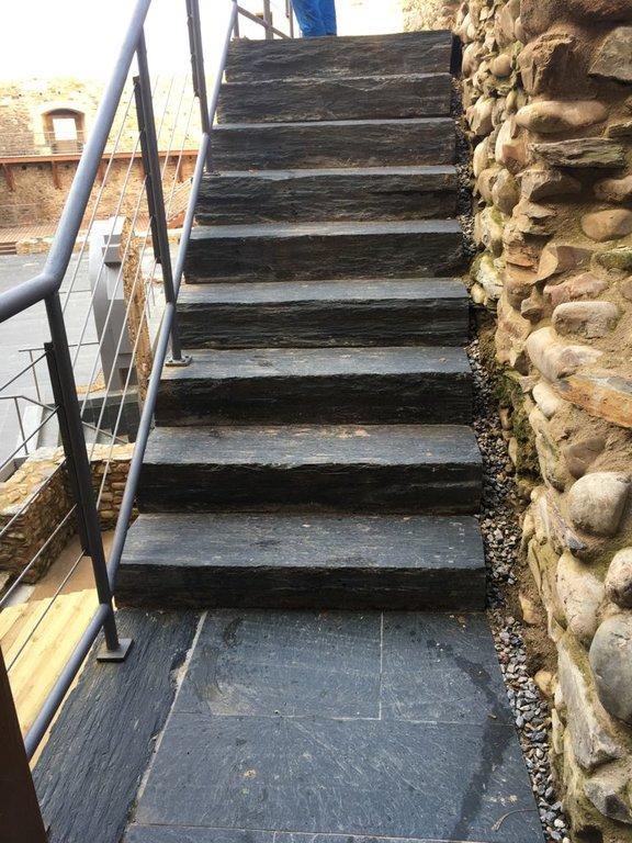 Escalera de Xisto portugués